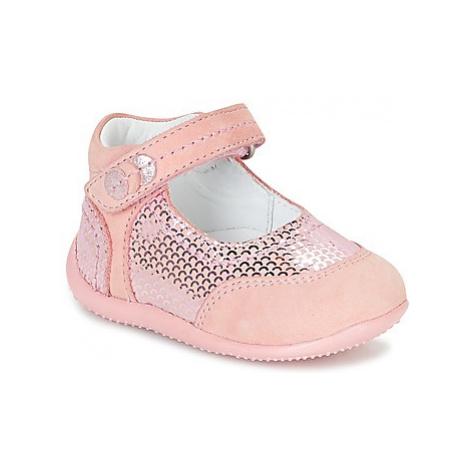 Kickers BARIELLE girls's Children's Shoes (Pumps / Ballerinas) in Pink