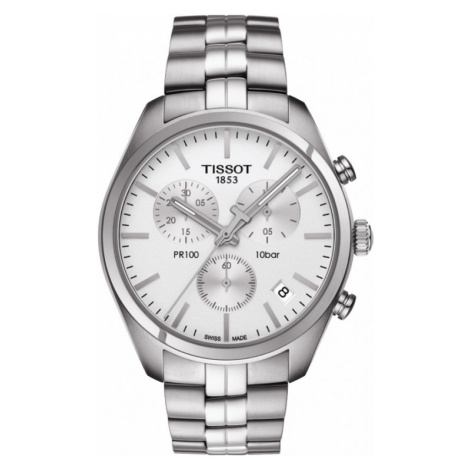 Mens Tissot PR100 Chronograph Watch T1014171103100
