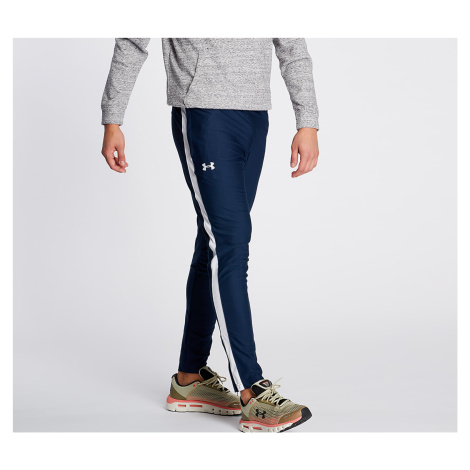 Under Armour Sportstyle Pique Track Pants Academy/ White
