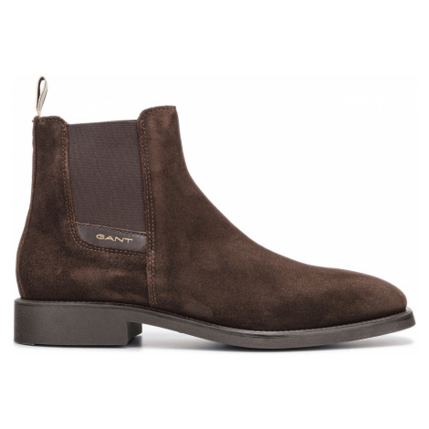 Gant James Ankle boots Brown