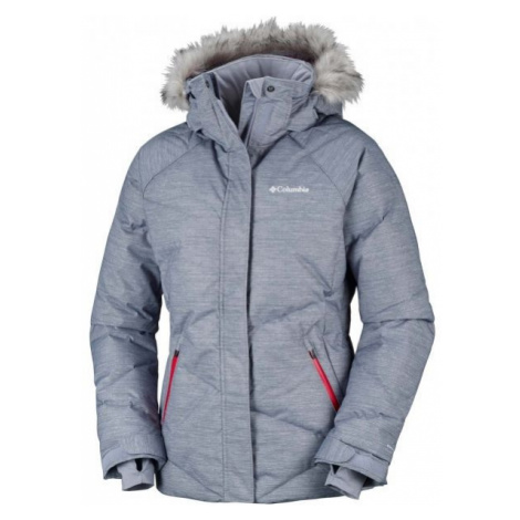 Columbia LAY D DOWN JACKET gray - Women's winter jacket