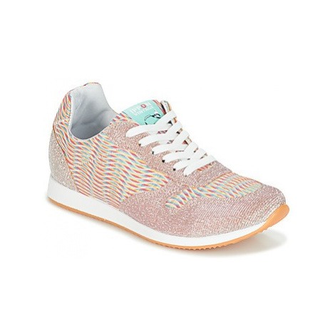Ippon Vintage RUN-WAVE women's Shoes (Trainers) in Pink