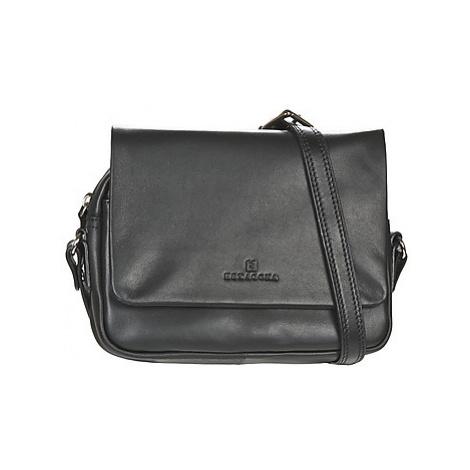 Hexagona ROYAL women's Shoulder Bag in Black