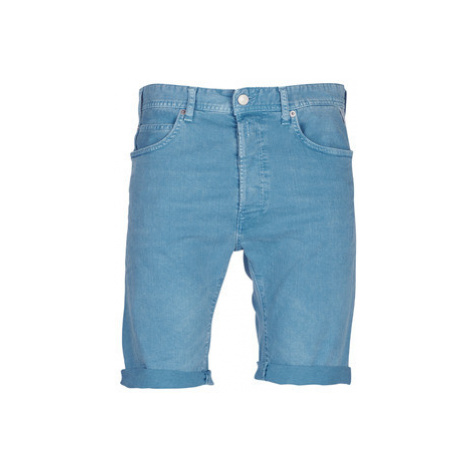 Replay GROVER SHORT men's Shorts in Blue