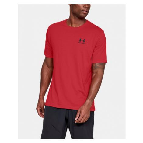 Men's UA Sportstyle Left Chest Short Sleeve Shirt Under Armour