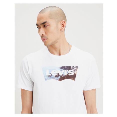Levi's® Housemark Graphic T-shirt White Levi´s