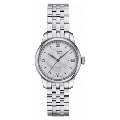 Ladies Tissot Le Locle 29Mm Watch T0062071103800
