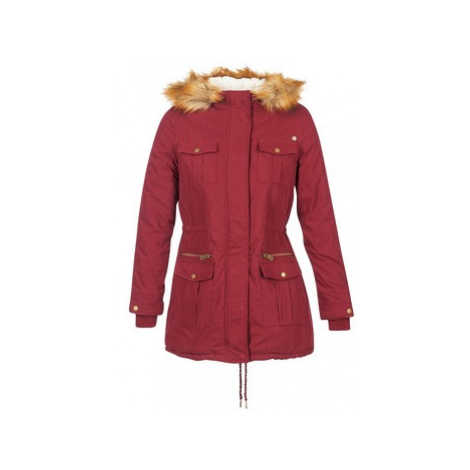 Kaporal BREVE women's Parka in Bordeaux