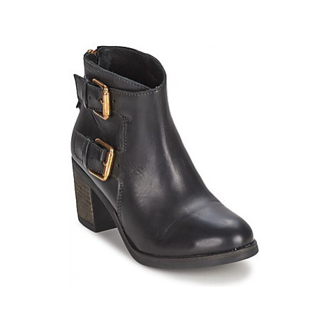 Gioseppo MERIDAOS women's Low Ankle Boots in Black