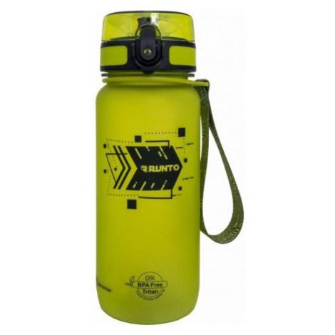 Runto SPACE 650 green - Bottle