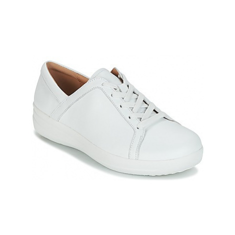 FitFlop F-SPORTY II LACE UP SNEAKERS women's Shoes (Trainers) in White