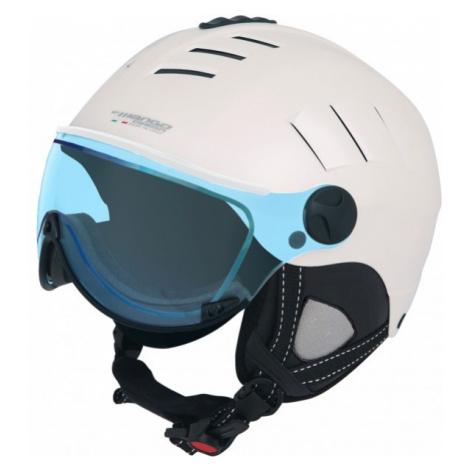 Mango VOLCANO VIP FOTOCHROMATIC white - Ski helmet