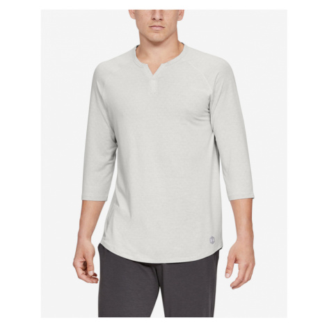 Under Armour Athlete Recovery Sleeping T-shirt White