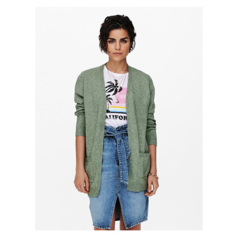ONLY Lesly Cardigan Green