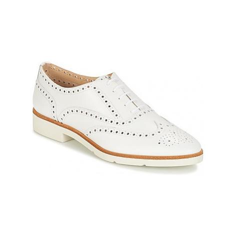 JB Martin 1FALBA women's Casual Shoes in White