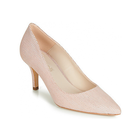 Fericelli JARULO women's Court Shoes in Pink