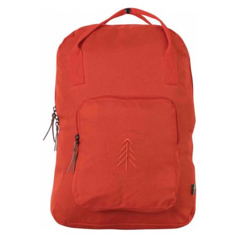 2117 STEVIK 20L orange - Medium city backpack