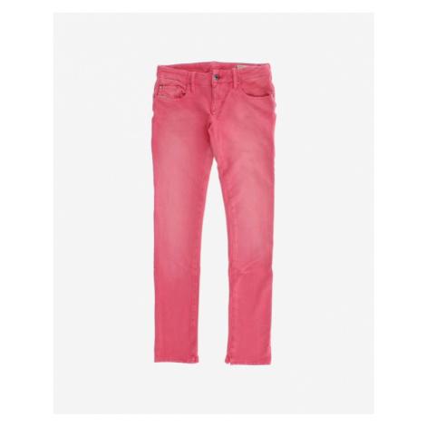 Diesel Kids Trousers Pink
