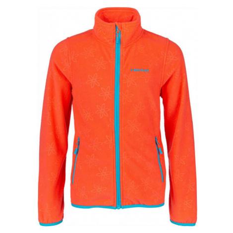 Head ALEOS orange - Children's fleece sweatshirt