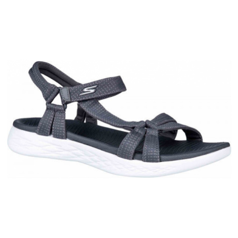 Skechers ON-THE-GO 600 white - Women's sandals