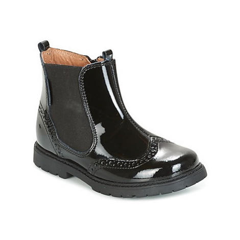 Start Rite CHELSEA girls's Children's High Boots in Black