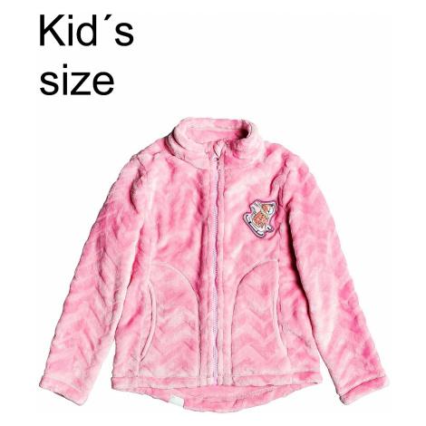 sweatshirt Roxy Igloo Zip - MEQ0/Prism Pink - kid´s