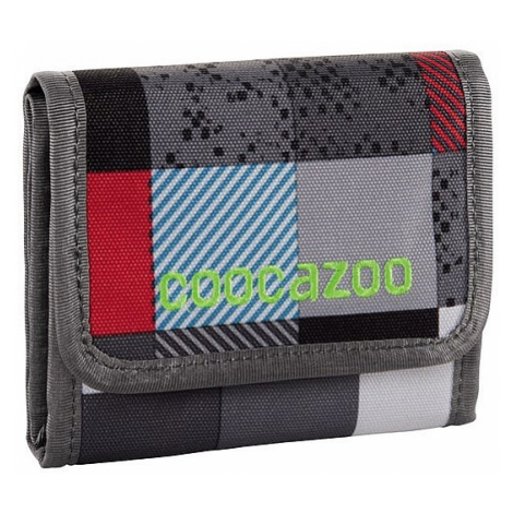 wallet Hama - Coocazoo 129942/CashDash - Checkmate Blue Red