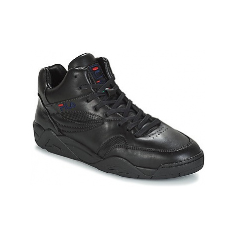 Fila Pine mid men's Shoes (Trainers) in Black