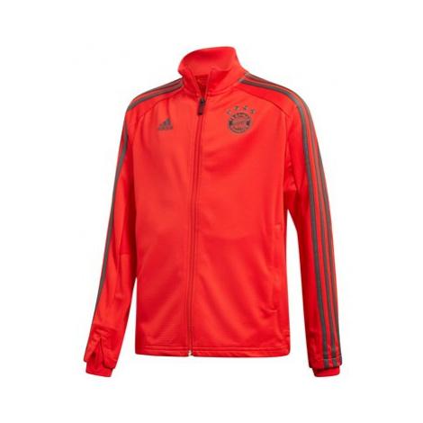 FC Bayern Training Track Jacket - Red - Kids Adidas