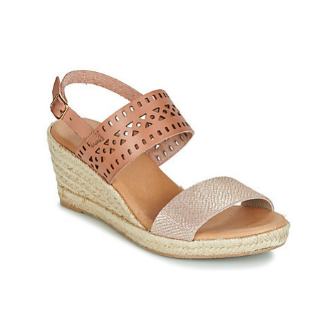 Casual Attitude JALAYI women's Sandals in Pink