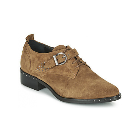 Philippe Morvan SAND V4 CRTE VEL women's Casual Shoes in Brown