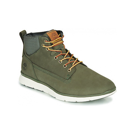 Timberland KILLINGTON CHUKKA men's Shoes (High-top Trainers) in Green