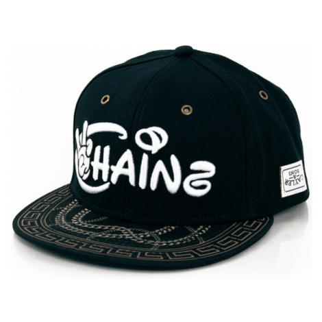 Cayler & Sons Chainz Black White Gold Snapback