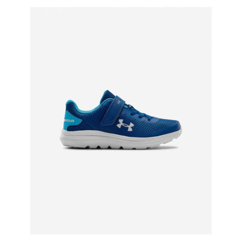 Under Armour Pre-School UA Surge 2 AC Running Kids Sneakers Blue