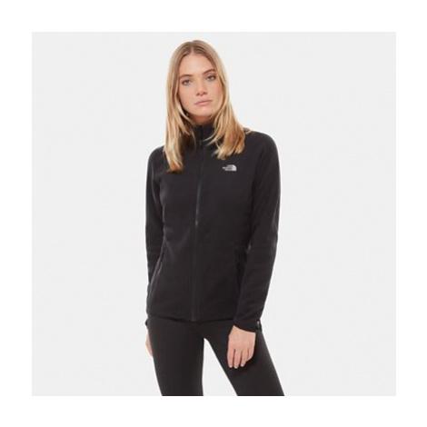 The North Face Women's 100 Glacier Fleece Jacket Tnf Black