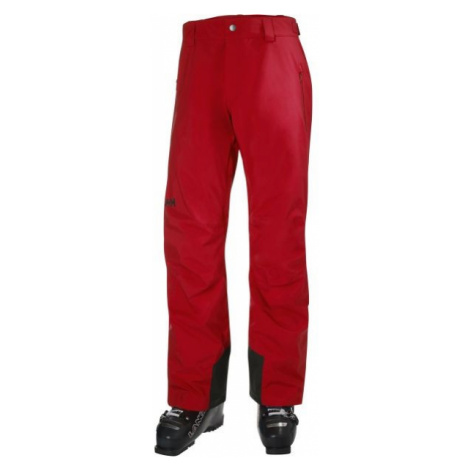 Helly Hansen LEGENDARY INSULATED PANT red - Men's ski pants