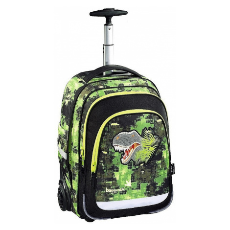 suitcase Hama - Baggymax 138540/Trolley - Dino