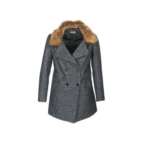 Betty London DEFIA women's Coat in Grey