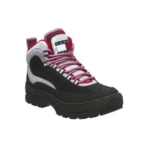 Tommy Hilfiger Heritage Wmn Expedition Boot BLACK