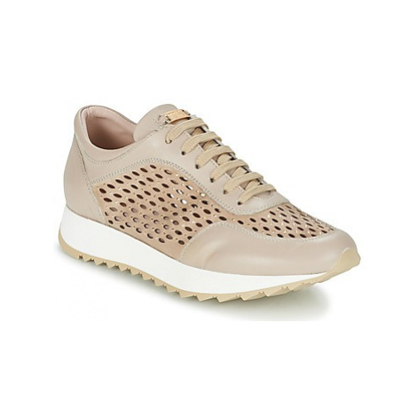 Tosca Blu GRAME women's Shoes (Trainers) in Beige