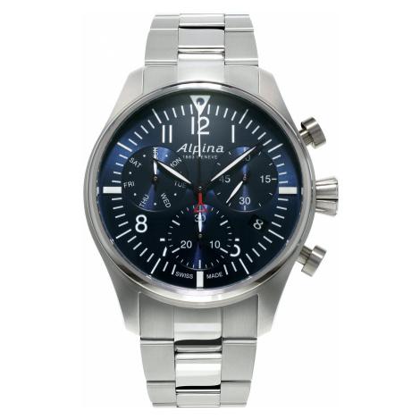 Alpina Watch Startimer Pilot Chronograph Quartz