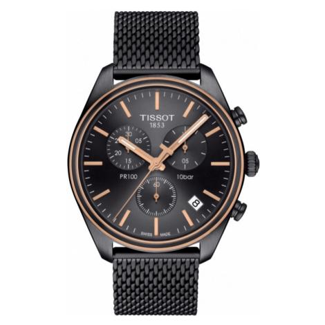 Mens Tissot PR100 Chronograph Watch T1014172306100