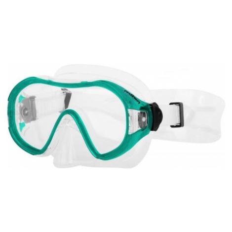 Miton POSEIDON JR green - Children's diving mask