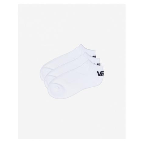 Vans Classic Low Set of 3 pairs of socks White
