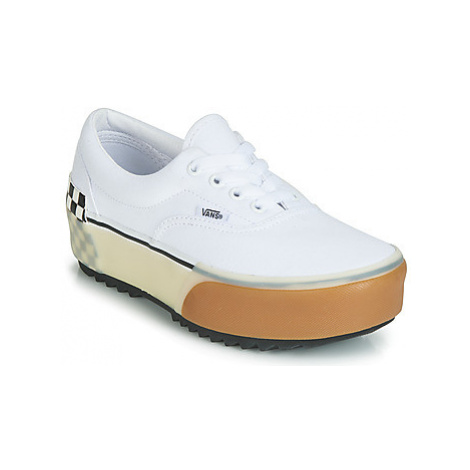 Vans ERA STACKED women's Shoes (Trainers) in White