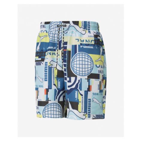 Puma International AOP Short pants Blue