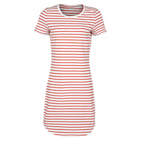 Noisy May - Simma Dress - Dress - white-red