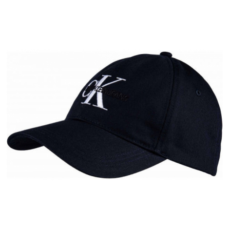Calvin Klein CKJ MONOGRAM CAP black - Unisex baseball cap