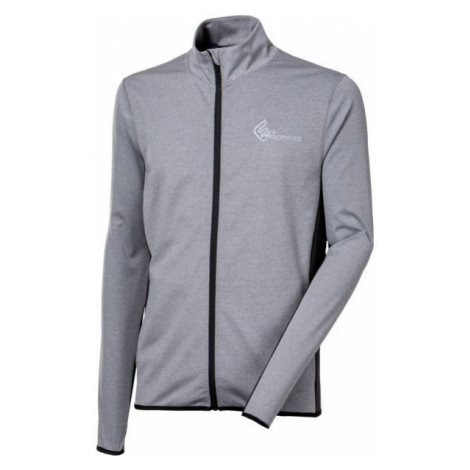 Progress GONDAR grey - Men's running sweatshirt