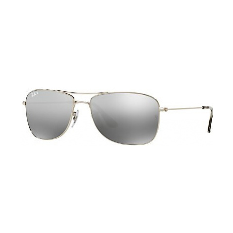 Ray-Ban RB3543 Polarised Aviator Sunglasses
